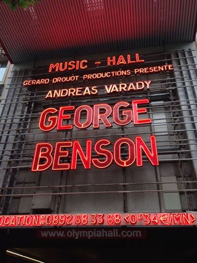 andreas varady and george benson - Google Search