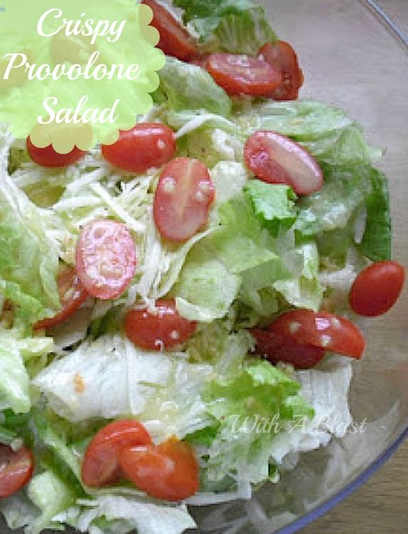 Delicious, quick last minute salad