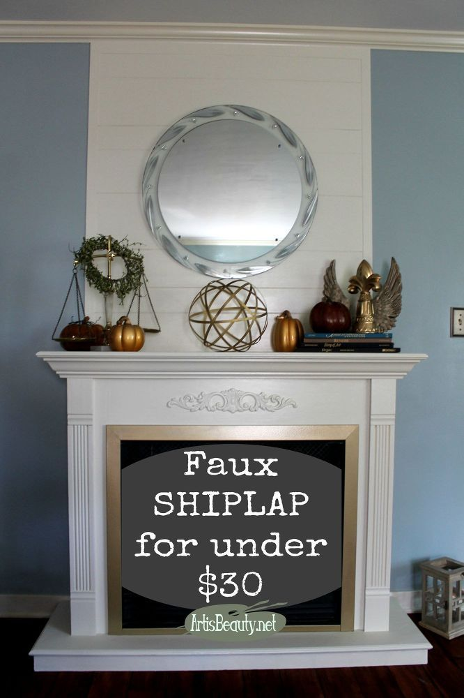 Best 25 Cheap fireplaces ideas on Pinterest Ship lap walls