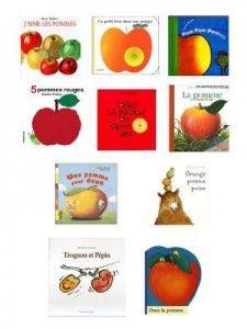 10 histoires de pommes