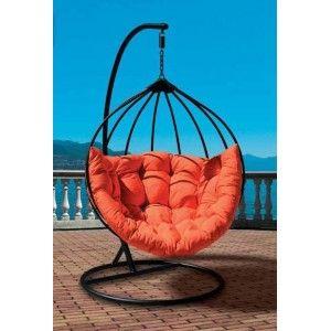 Huśtawka RODOS (fotel bujany na pałąku)