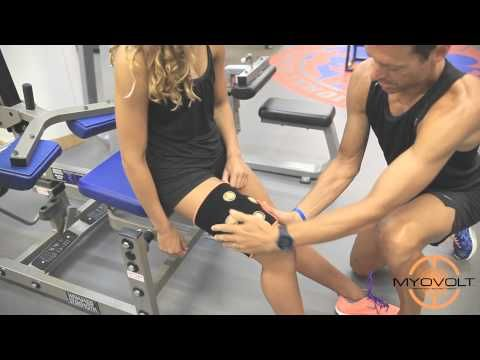 MYOVOLT™ l Using Myovolt Technology l How to use Myovolt and the Alignment Straps