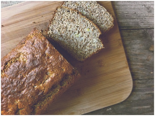 Breakfast Banana Bread | Petit dej... | Pinterest