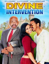 Divine Intervention with Jazsmin Lewis, Wesley Jonathan, Laz Alonso (Deception, Breakout Kings), Reynaldo Rey, Carl Gilliard