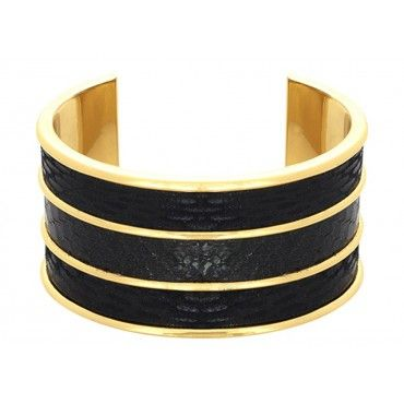 Serene Serpentine Cuff from House of Harlow now available online $109