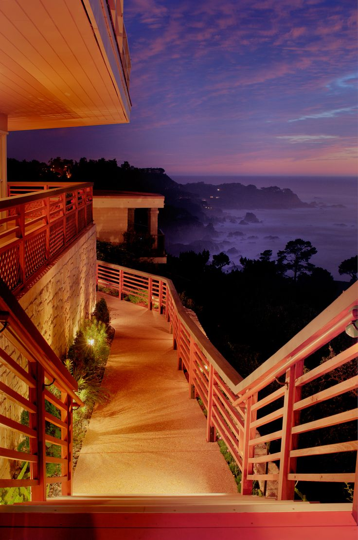 Romantic Hotels In Carmel CA | Photos | Tickle Pink Inn