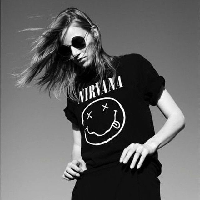 The Beatles Summer 2017 T Shirt Women Casual Fashion Punk Rock Black Top Tee Letter Print Plus Size Clothing Poleras De Mujer