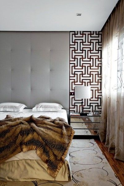 Image result for lux magazine modern bed