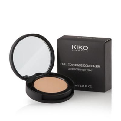 "KIKO MAKE UP MILANO: ""Full Coverage Concealer"" - corretor de cobertura muito elevada #women #covetme"