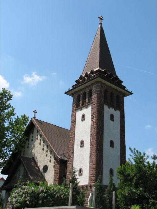 Balatonalmádi :: Szent Imre templom