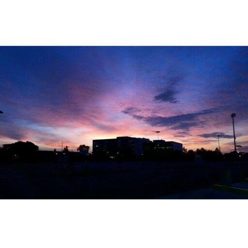 Sunrise in Ottawa!