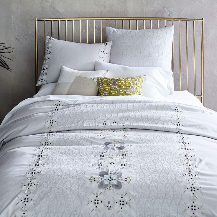 21 Bunte Bettwasche Und Kissen Schlafzimmer Auffrischen Bilder ...