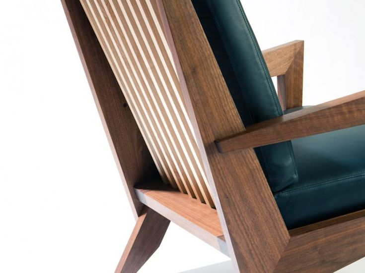 The Boomerang Chair By Kurt Dexel