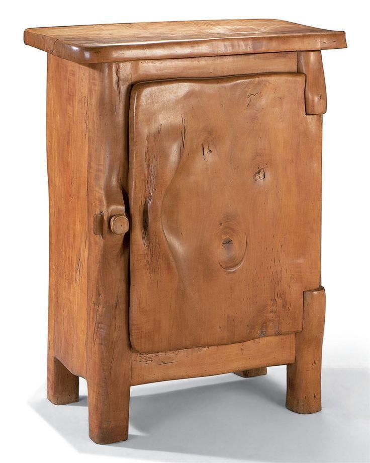 Alexandre noll 1890 1970 petit meuble d 39 appui vers 1950 for Meuble 1970