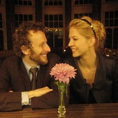 ok, not a book, but a podcast: Kicking and Screaming by Jenna and Bodhi Elfman