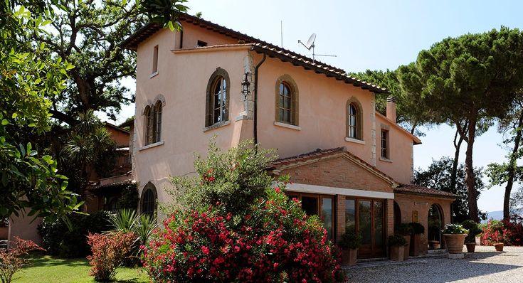 Relais Villa Acquaviva our villa in Tuscany