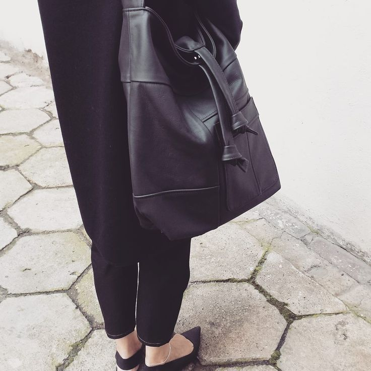 #bagsbylenka WILLA BLACK