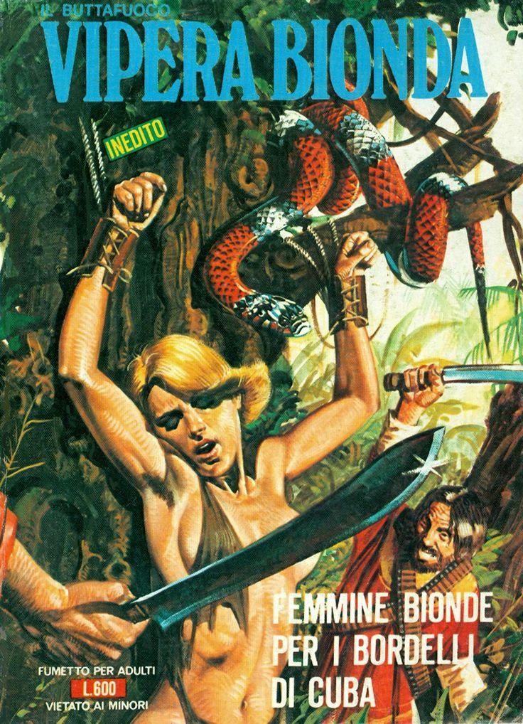 Vipera Bionda (anno III, n. 25, luglio 1979) Emanuele Taglietti