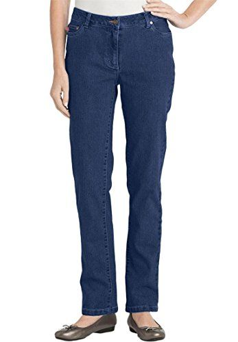 8389279fd28 Fashion Bug Women s Plus Size Tall Stretch Skinny Jean Indigo