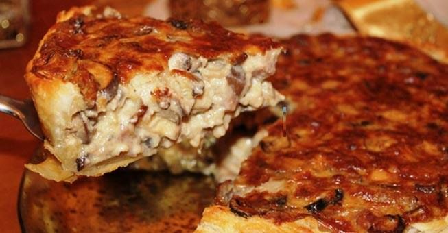 Συνταγή πίτας! «Ηδονή του ουρανίσκου» | BIknews.gr