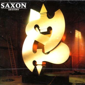 SAXON - DESTINY / CD