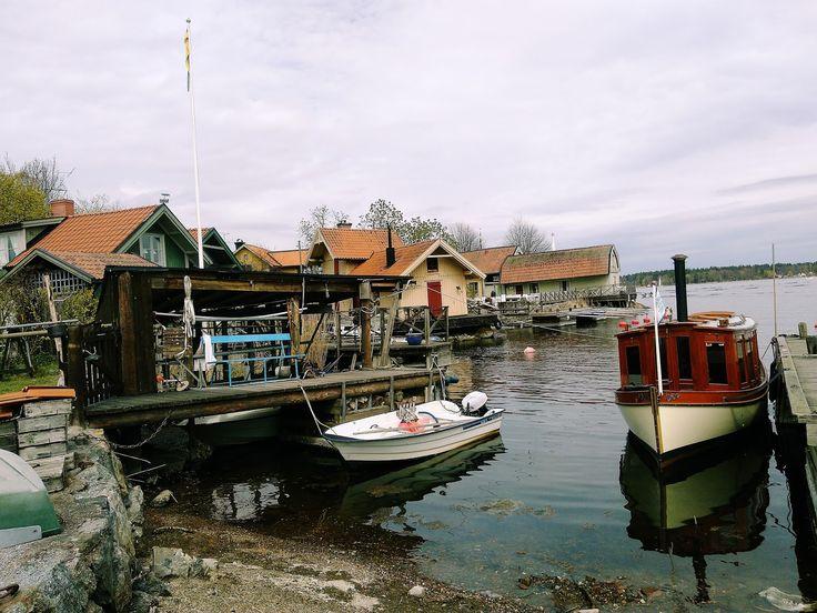 Vaxholm - Modest vagabond- lifestyle, podróże