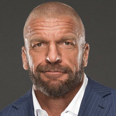 HHH Triple H --- Paul Michael Levesque[5] (born July 27, 1969),[6] better known by his ring name Triple H (an abbreviation of his former ring name Hunter Hearst Helmsley), is an American business executive and professional wrestler.