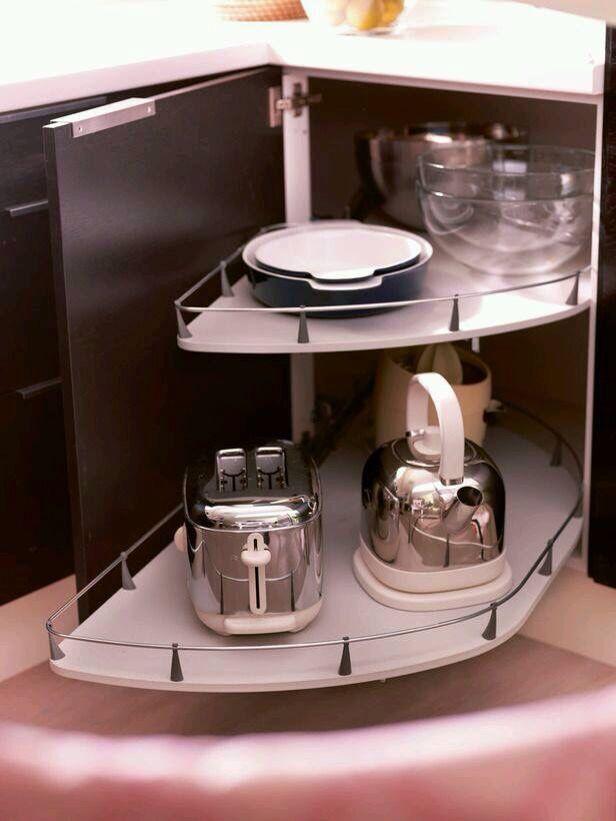 Ideas para una cocina inteligente / smart kitchen ideas