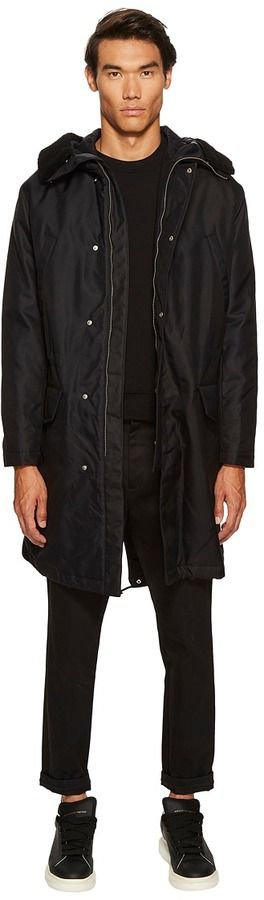 McQ Parka Men's Coat
