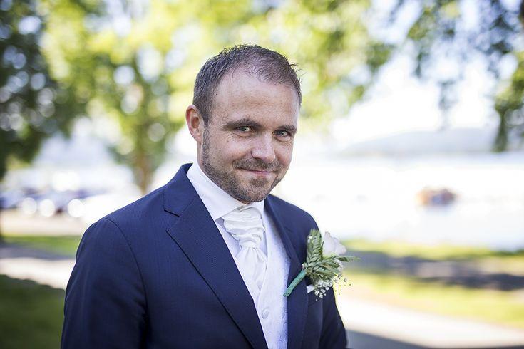 the groom // wedding photography // norway