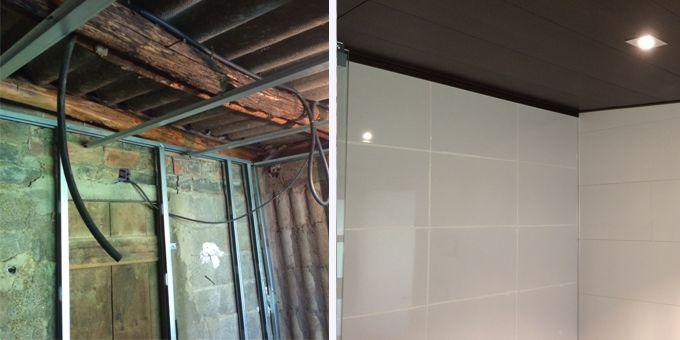 M s de 25 ideas incre bles sobre paredes de paneles de - Paneles decorativos bano ...
