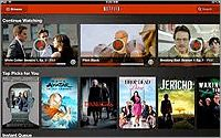 While the paid digital video marketplace -- those subscription video on demand services and other services -- are showing gains for smaller competitors, Netflix still has a large lead.