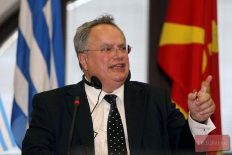 Greece to send draft-agreement to Macedonia before FM Kotzias visits Skopje
