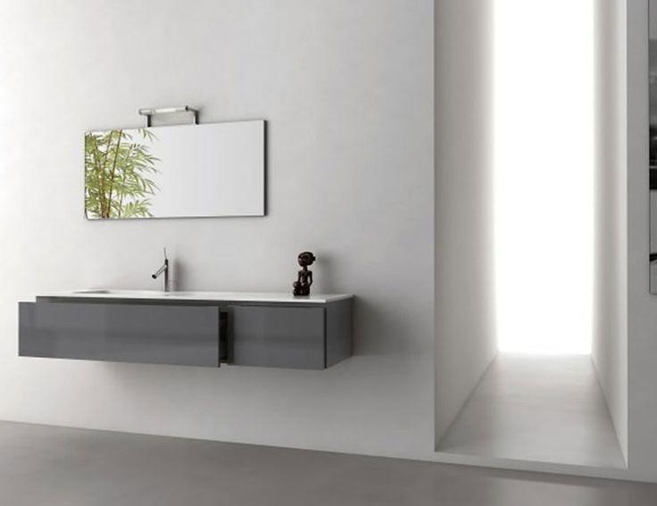 50 Magnifici Mobili Bagno Sospesi dal Design Moderno  MondoDesign.it