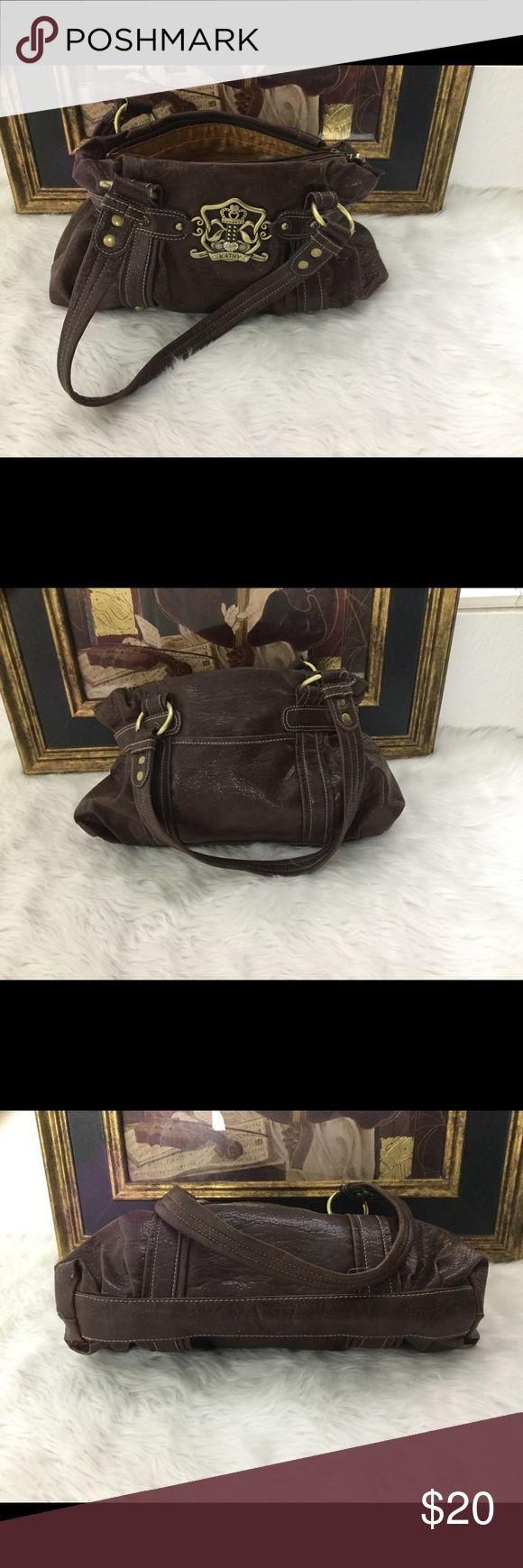 Kathy Van Zeeland Brown Handbag 💥 Kathy Van Zeeland brown Handbag Sz 14x10. In good condition! Kathy Van Zeeland Bags