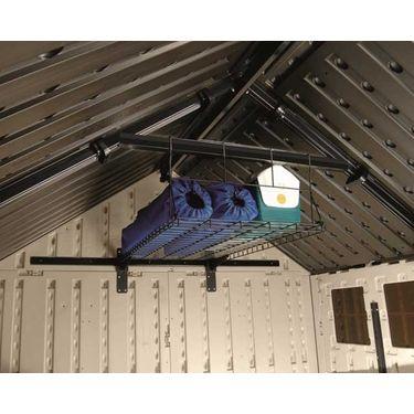 Suncast Loft Storage Shelf for Blow Molded Sheds : Suncast Sheds