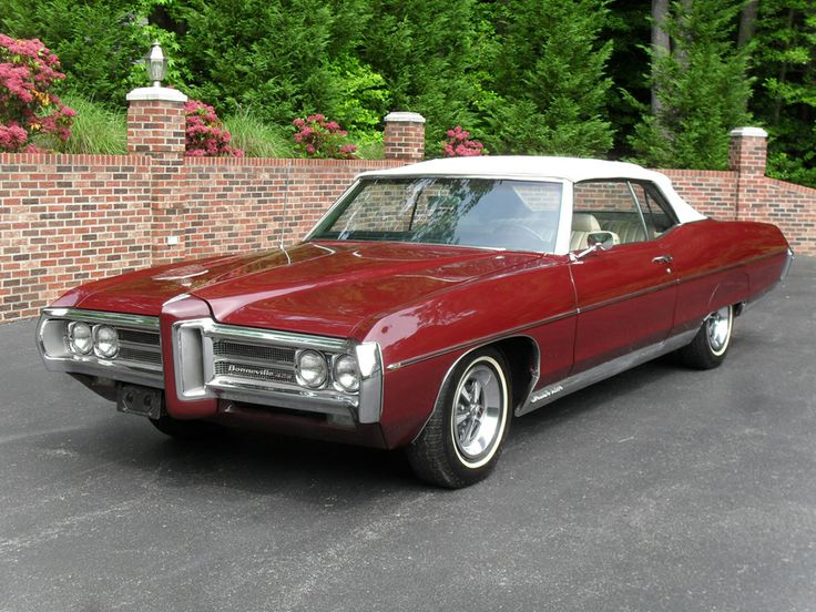 1969 Pontiac Bonneville Convertible Maintenance of old vehicles: the material for new cogs/casters/gears/pads could be cast polyamide which I (Cast polyamide) can produce. My contact: tatjana.alic14@gmail.com