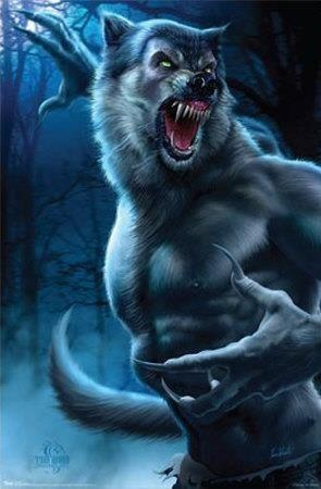 Werewolf.  Lycan