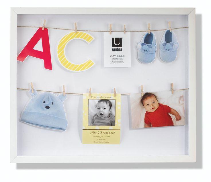 Waslijn foto display - Umbra