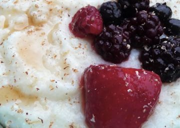 Make and share this Creamy Sweet Breakfast Grits recipe from Genius Kitchen.