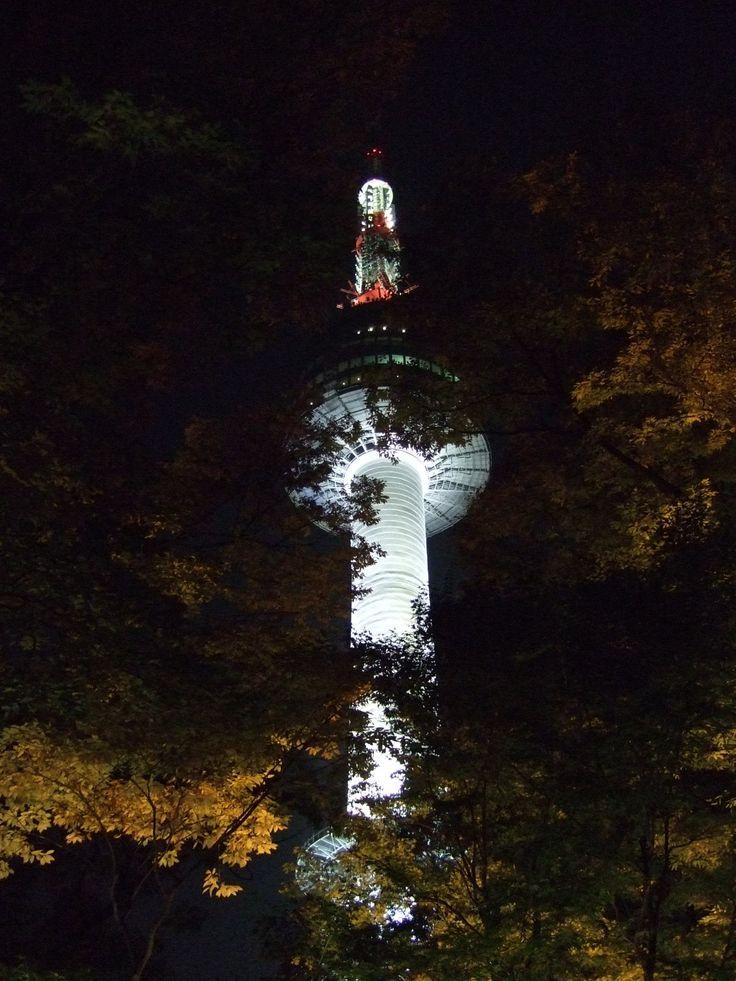 ふり〜フォトフォト〈著作権フリー無料画像〉: *Nソウルタワー,韓国〈著作権フリー無料画像〉Free Stock Photos