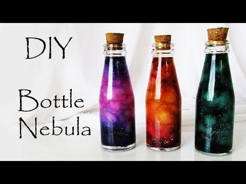 Comment bricoler un galaxie en bouteille! - Bricolages - Trucs et Bricolages
