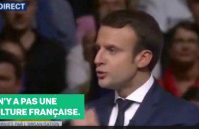 """Programme d'Emmanuel Macron '' Je suis d'accord avec vous  """": + d'Europe, + de Mixité sociale (Migrants),  Réforme des Retraites, et quelques mesurettes fiscales pour vous entourlouper..."""