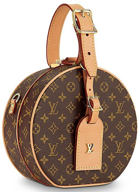 4bdfb82ee16 LV | Round Bag | Louis Vuitton. | Louis vuitton handbags, Bags ...