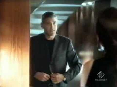 George Clooney - No Martini No Party -  Il buon vecchio George!