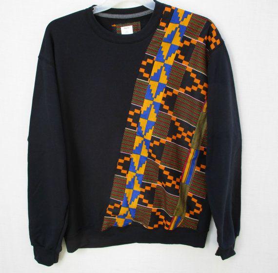 mixed-print hoodie - Black Represent Free Shipping Pick A Best Shop VJKIJ