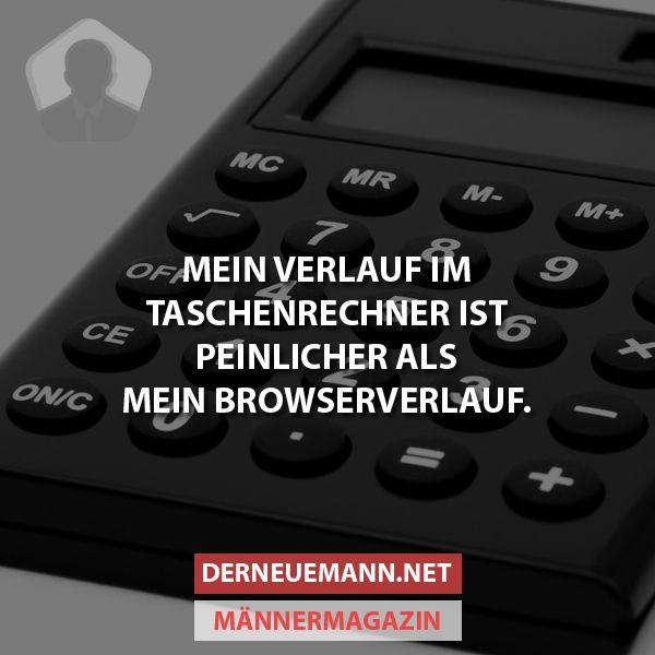 Verlauf im Taschenrechner #derneuemann #humor #lustig #spaß