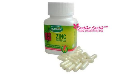 Jual Zinc Capsules Penambah Nafsu Makan. Membantu melancarkan metabolisme hormon tubuh. **Selengkapnya: http://c-cantik.me/q8lbl **Order Cepat: http://m.me/cantikacantik.id  KONTAK KAMI DI - PIN BBM 2A8FB6B4 - SMS / WA 081220616123 Untuk Fast Response