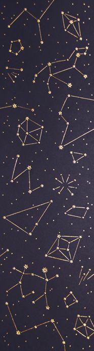 バナーカレンダー2015 相澤千晶「星座表」