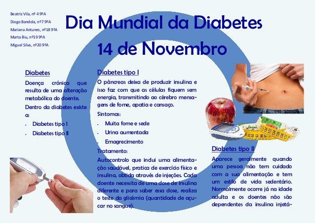 Wilqueteca: 14 de Novembro- Dia Mundial da Diabetes ... Previna-se!!!